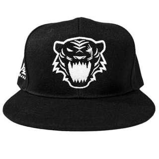 Kinjaz snapback tiger