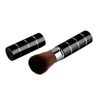 BRUSH MAKE-UP BLUSH ON RECTANGLE BLACK