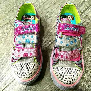🆕Authentic Skechers Twinkle Toes