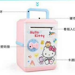 Hello Kitty ATM bank
