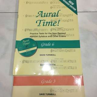 Piano Aural Time Grade 3, 6