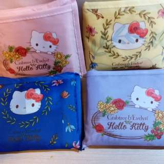 Hello Kitty Recycle bags
