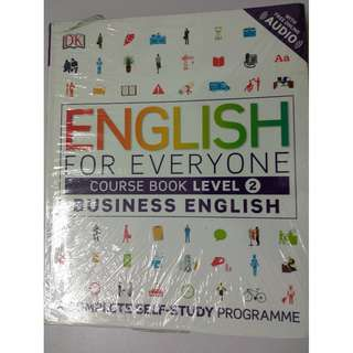 English for everyone Course Book book level 2 Business English