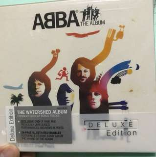 ABBA the Album Deluxe Edition (CD+DVD)