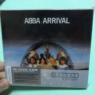 ABBA - Arrival Deluxe Edition CD+DVD