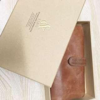 Nikko & leather wallet