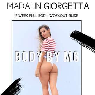 Body by mg workout guide