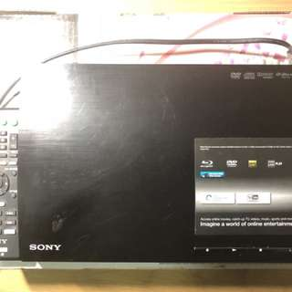 Sony BDP-S190 Bly-ray DVD Player