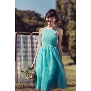TheVelvetDolls MidSummer's Night Tulle Dress in Mint