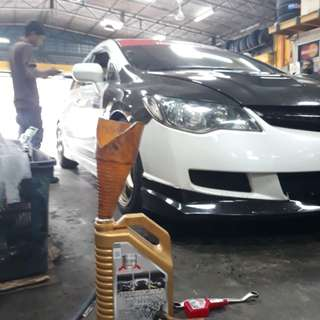 PLATINUM OIL LUBRICANT - HONDA CIVIC FD