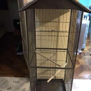 Bird Cage Metal