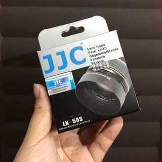 58mm JJC Lens Hood for Fuji Camera