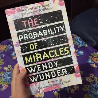 The Probabilty of Miracles by Wendy Wunder