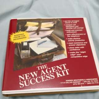 The new agent success kit