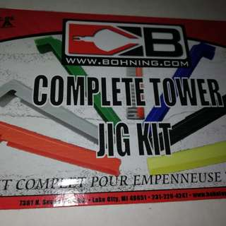 BOHING complete tower jig kit