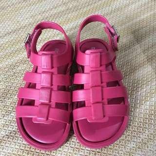 #HUAT50SALE Mini Melissa Flox Sandals