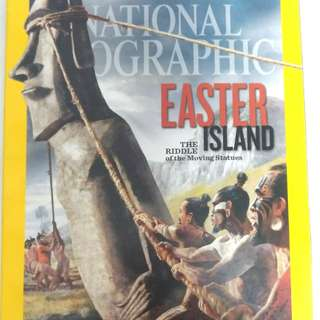 National Geographic - Easter Island