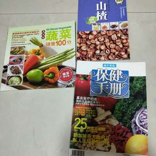 Chinese cooking books health