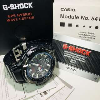 Casio g shock 5410 gravitymaster gpw-1000-1a