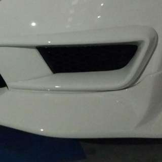 Js Racing Fd2r Front Air Duct