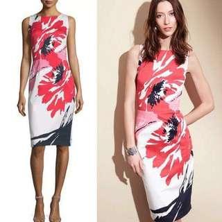 Floral formal dress!