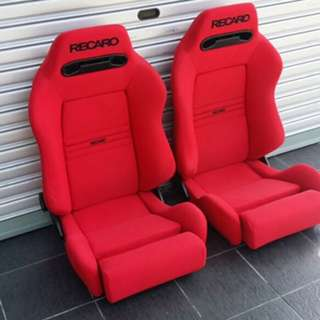 RECARO ORIGINAL SEAT REFER PICTURE FOR MORE INFO