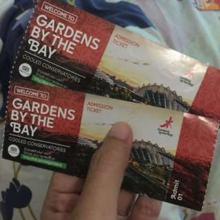 Tiket Garden Bay The By Singapore