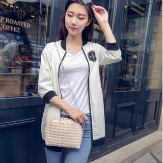 MARA SlingBag White(new) - FREE ONGKIR se-JABODETABEK / tas wanita / tas selempang / tas fashion / tas korea / tas fashion