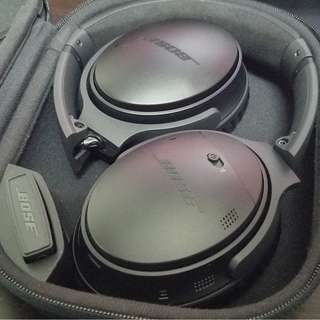 BOSE QuietComfort 35 (QC35) with Warranty