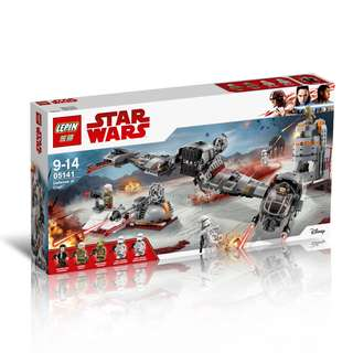 LEPIN 05141 Star Wars Defense of Crait