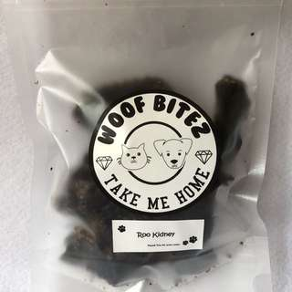 Dehydrated Kangaroo Kidney Dog Treats