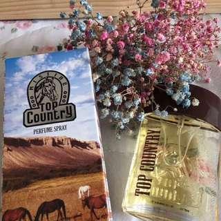Mistine Top Country 香水