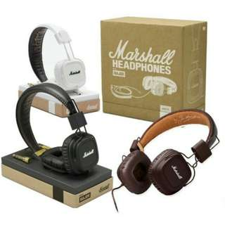 Pre-order: Legit Marshall Headphones