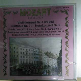 MOZART COLLECTION  $8 EACH