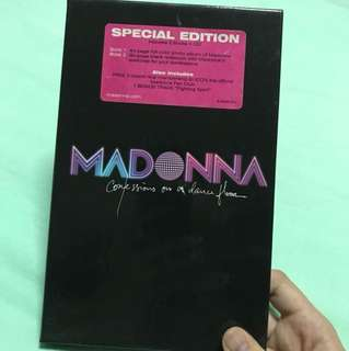 Madonna - Confessions on a Dance Floor Special Edition