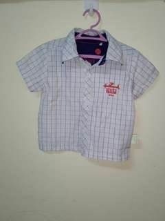 #freepostage Used Baby Shirt