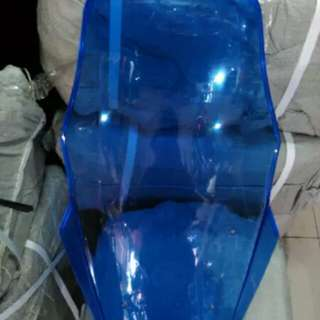 Nmax custom colour windshield