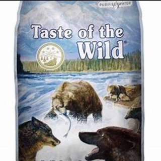 Taste Of The Wild® Pacific Stream with Smoked Salmon Grain-Free Dry Dog Food