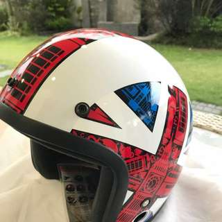 #CNY88 Helmet for Vespa