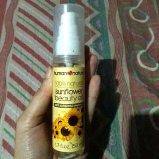 !!!REPRICED!!! Sunflower Beauty Oil