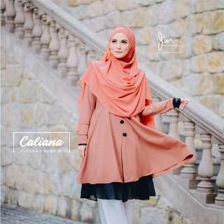 New Caliana Muslimah Blouse(Maniggo)from Jelitawardrobe #CNY88