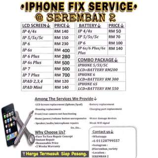 IPHONE FIX SEREMBAN 2