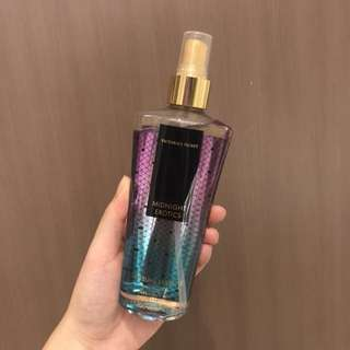 Victoria's Secret Fragrance Mist Midnight Exotics Authentic