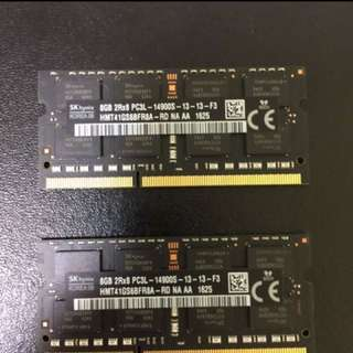 DDR3 1867 -8G iMac