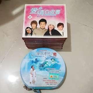 Taiwan Drama VCD/ DVD 2 Sets