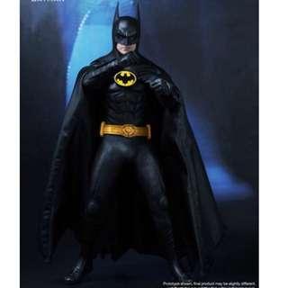 Hot Toys Batman 1989 Movie Masterpiece Collectors 1/6 Scale Action Figure