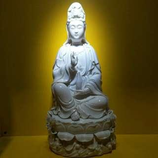 Guan Yin Pu Sa 观世音菩萨法像