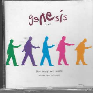 MY CD - GENESIS  / FREE DELIVERY //