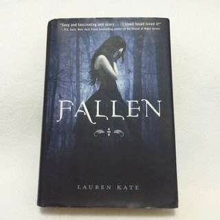 Author Signed: Fallen