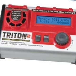 Triton 2 charger discharger cycler